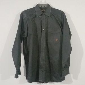 Men's Ariat button down shirt